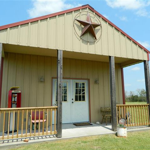 cabin rentals in texas